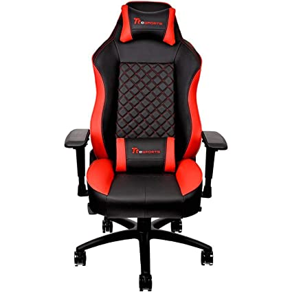 Thermaltake GC-GTC-BRLFDL-01 Tt Esports Gaming Chair Red