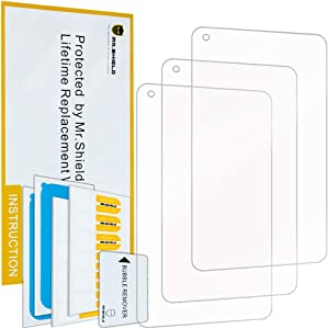 Mr.Shield for Ematic 7 inch Tablet (EGQ375BL) Anti-Glare [Matte] Screen Protector [3-Pack] with Lifetime Replacement