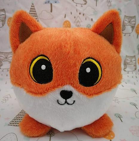 Cote d volpe simpatico cartone animato arancione soft body filler