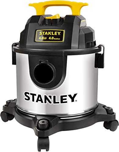 Stanley 4 Gallon Wet Dry Vacuum