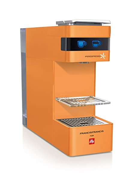 ca1f5c52207d2 Amazon.com  illy Espresso Machine