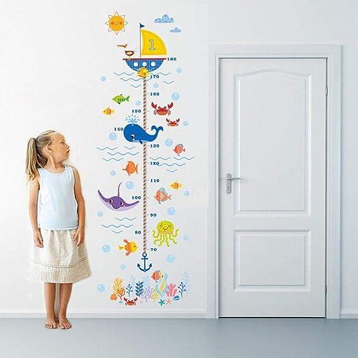 Sticker child tetard ref 2629 dimensions of 10 cm to 130cm height