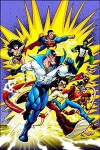 The Flash (Featuring Impulse): Mercury Falling Todd Dezago, Ethan Van Sciver and Eric Battle