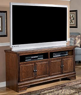 Traditional Dark Brown Hamlyn Large TV Stand