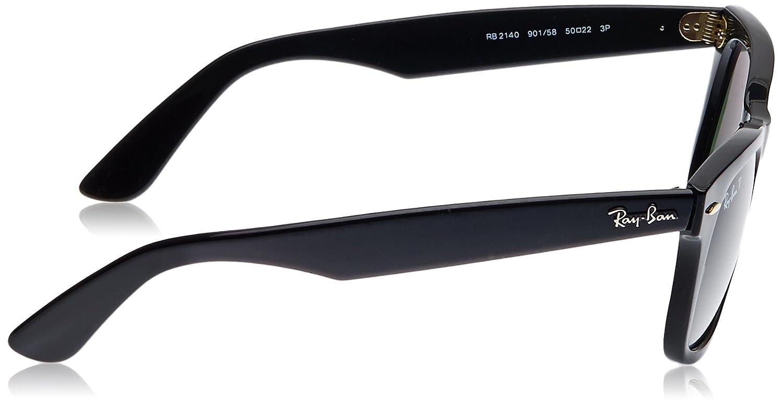 1559d6d28b3 Rayban Standard Wayfarer Unisex Sunglasses (RB2140