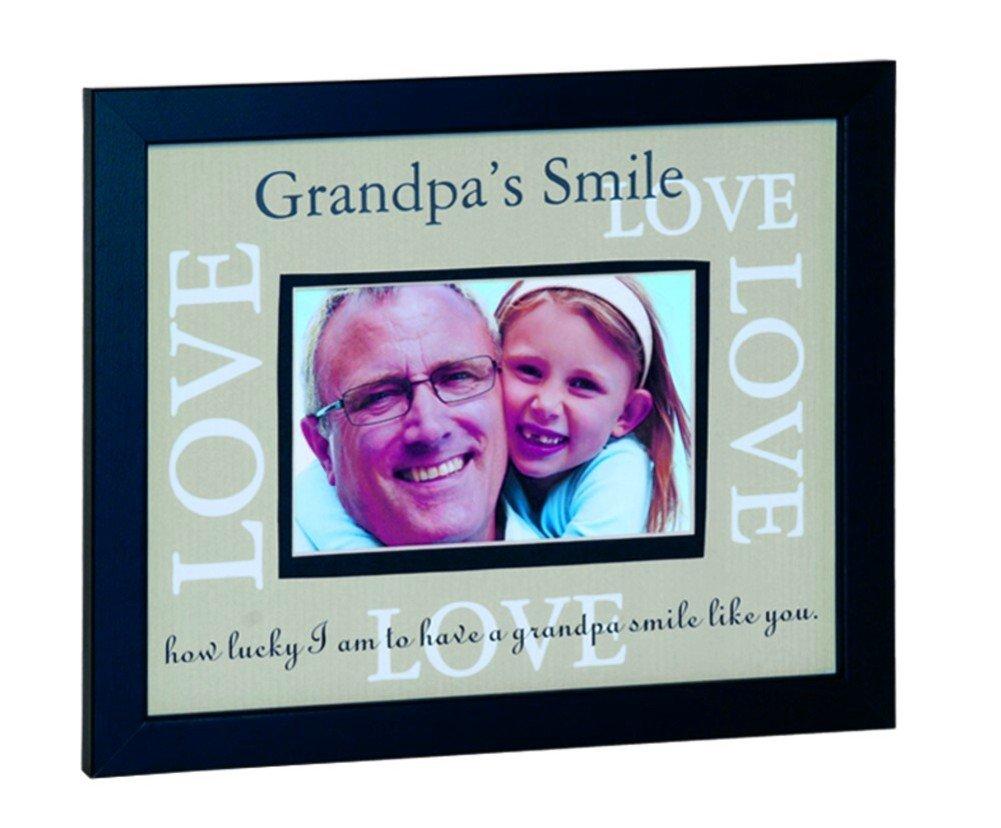 The Grandparent Gift Grandpa's Love Frame The Grandparent Gift Co. 5051