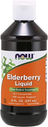 NOW Supplements Elderberry Extract