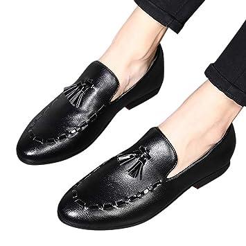 Goldweather Zapatos de Vestir Oxford para Hombre ♥ Mocasines ...