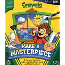 Crayola Make a Masterpiece