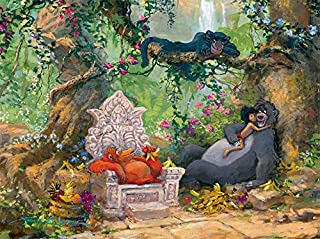 product image for Ceaco Disney Fine Art I Wanna Be Like You Jigsaw Puzzle, 1000 Pieces