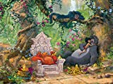Ceaco Disney Fine Art I Wanna Be Like You Jigsaw Puzzle, 1000 Pieces