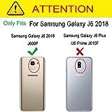 Galaxy J6 2018 Case DWaybox Hybrid Back Case Cover
