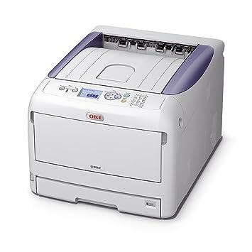 Oki Impresora láser a color C822dn, blanco: Amazon.es ...