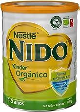 Nido Kinder Orgánico para Niños de 1 Año en Adelante, 800 g