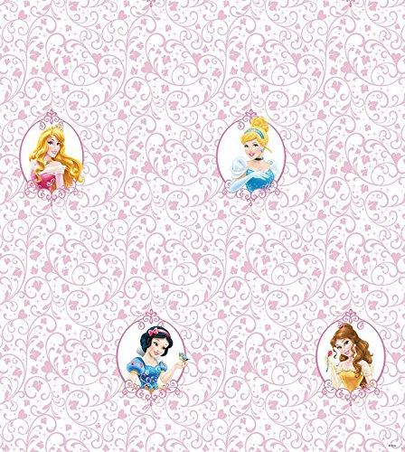 - 1art1 Disney Princess Poster Photo Wallpaper - Belle, Cinderella, Aurora and Snow White, Disney (394 x 21 inches)