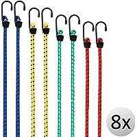 Deuba Cuerda elástica Set de 8x extensores |