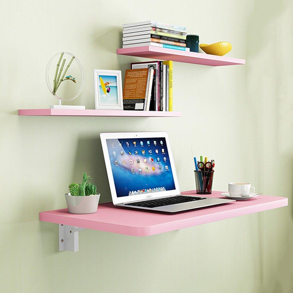 壁掛けテーブルダイニングテーブルペイント折りたたみ式コンピュータデスク壁掛けラップトップデスク学習テーブルサイズ ( サイズ さいず : 110*50cm ) B07B72BZW8 110*50cm 110*50cm