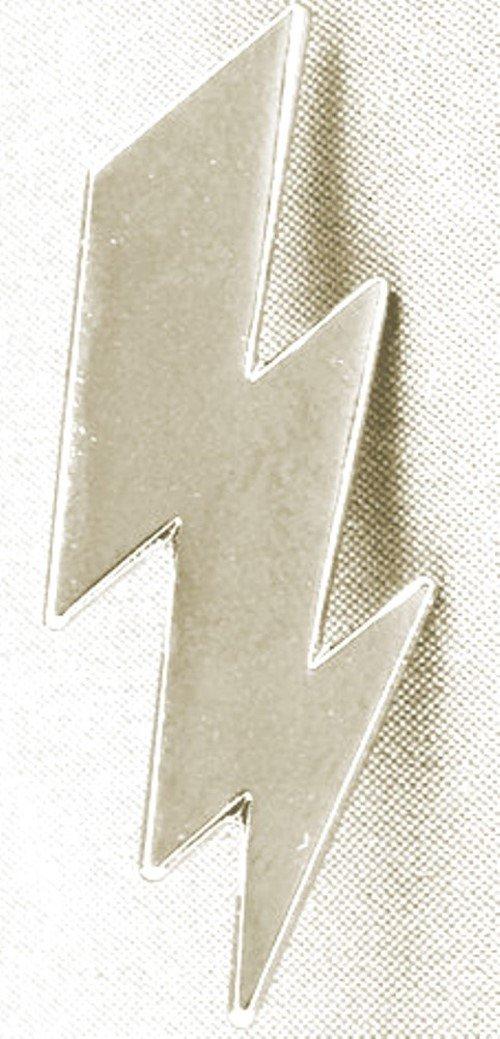 Métal émailléÉclair boulon Strike (finition chromée) Mainly Metal