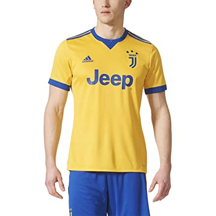 01a34640a Amazon.com  adidas Juventus Away Jersey  Yellow   Clothing
