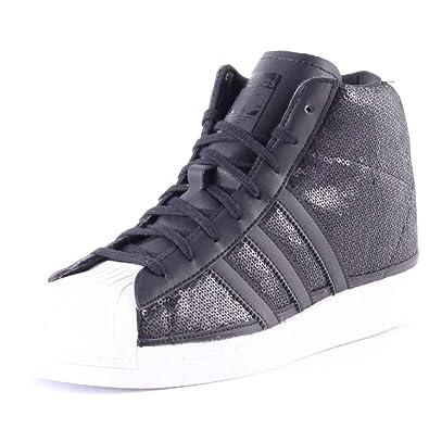 adidas superstar nere e oro donna  Adidas Superstar Up, Scarpe Basse Donna, (Nero e Bianco), 42: Amazon ...