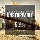 Solo New York Fifth Avenue 17.3-Inch Aluminum
