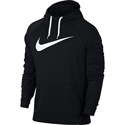 Amazon.com  NIKE Men s Dry Pullover Swoosh Hoodie  Sports   Outdoors dbcd57a8f8