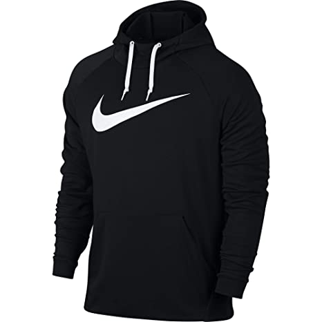 half price fast delivery best cheap Nike Men's Dry Hoodie Pull Over Swoosh: Amazon.co.uk: Sports ...
