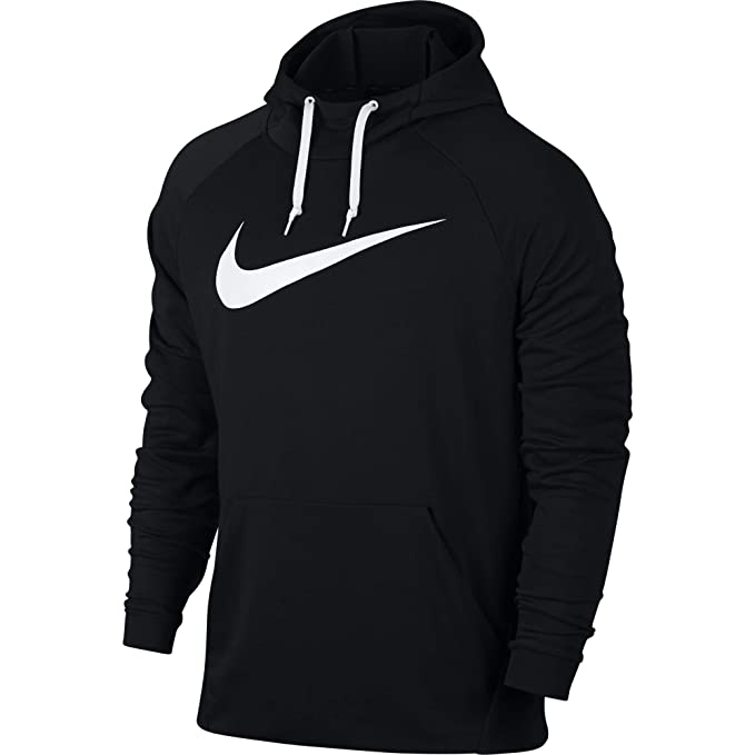 save off outlet store sale recognized brands NIKE Men's Dry Pullover Swoosh Hoodie