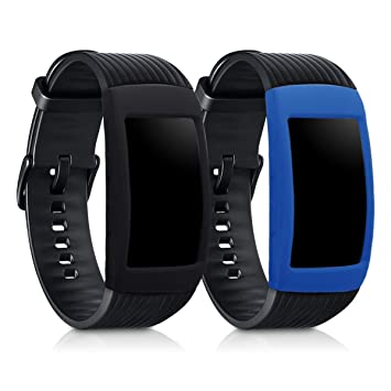 kwmobile 2 Fundas para Samsung Gear Fit2 / Gear Fit 2 Pro: Amazon.es: Electrónica