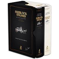 Sherlock Holmes Bütün Eserleri Ciltli Set