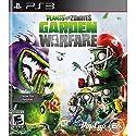 Plants Vs Zombies Garden Warfare - Playstation 3 [Game PS3]
