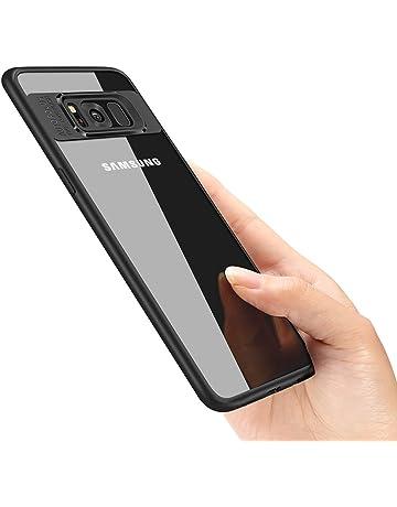 8fd3fa2ea87b vitutech Coque Samsung Galaxy S8, Galaxy S8 Souple Coque Liquid Crystal TPU  Bumper Etui Premium