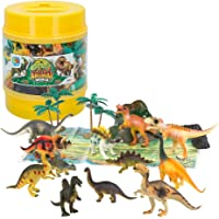 ColorBaby - Bote con dinosaurios Animal World