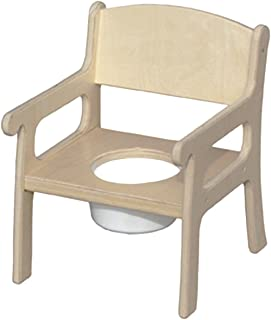product image for Little Colorado Unfinished Potty Chair
