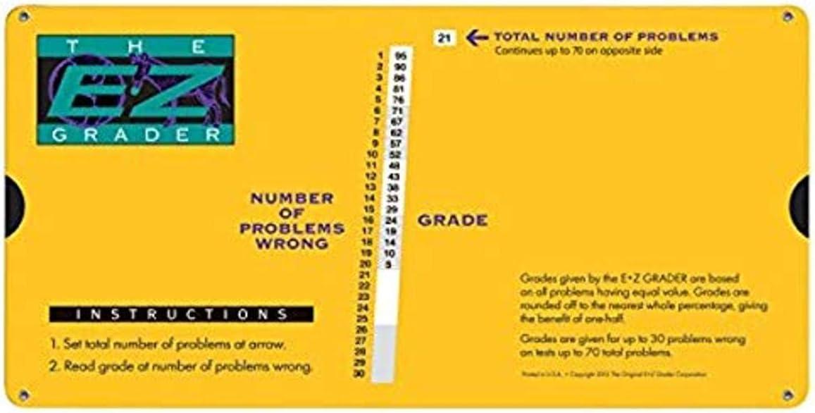 EZ Grading Calculator