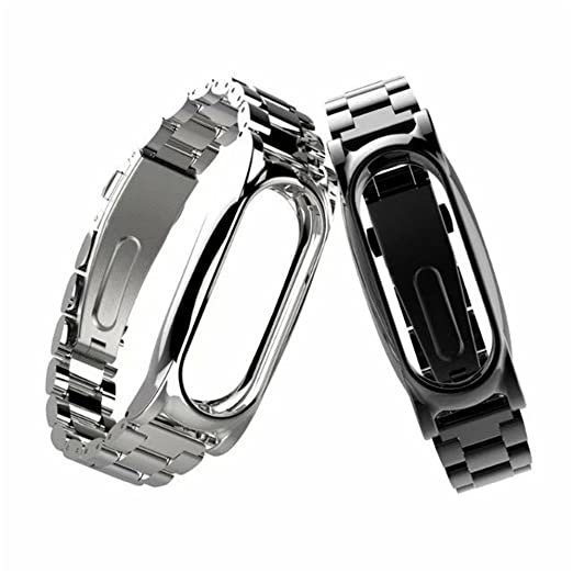 ❤SU&YU❤for Xiaomi Mi Band 2 Magnet Stainless Steel Luxury ...