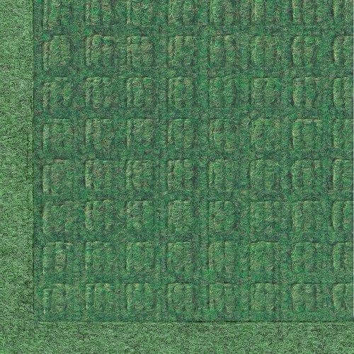 Andersen 280 WaterHog Fashion Polypropylene Fiber Entrance Indoor/Outdoor Floor Mat, SBR Rubber Backing, 8' Length x 3' Width, 3/8