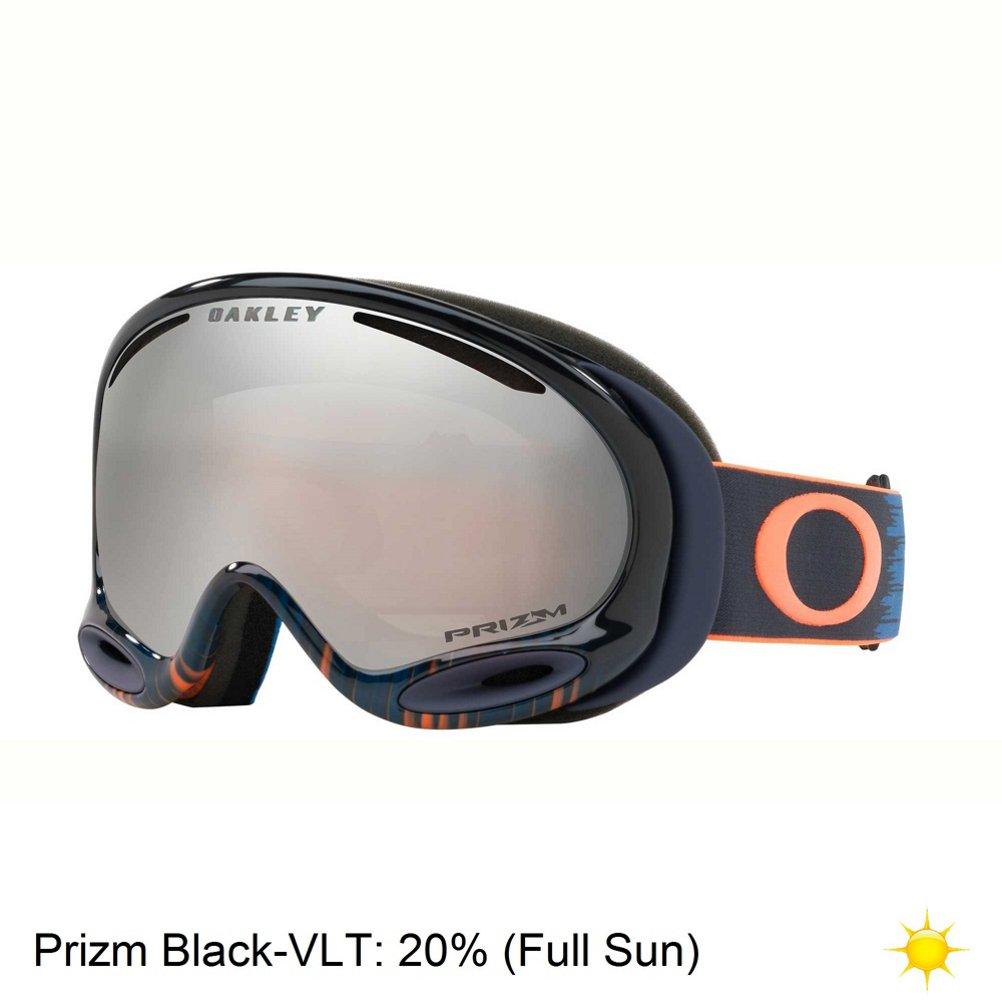 Oakley A-Frame 2.0 Trocken Nass Blau Prizm Schneebrille Schnee Black ...