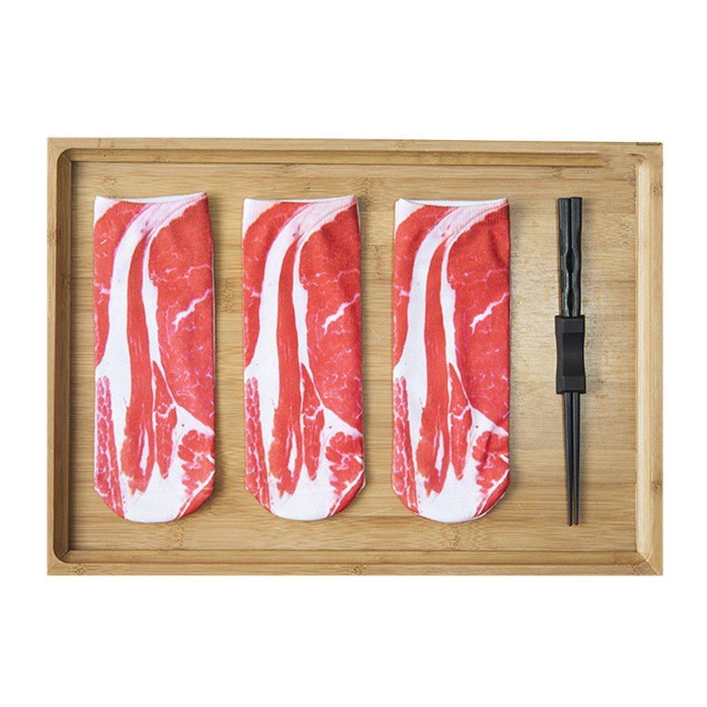 Newin Star Zapatos 3D Impreso Carne Esqueleto Diversos Patrones Calcetines Personalidad Femenina Calcetines del Barco: Amazon.es: Zapatos y complementos