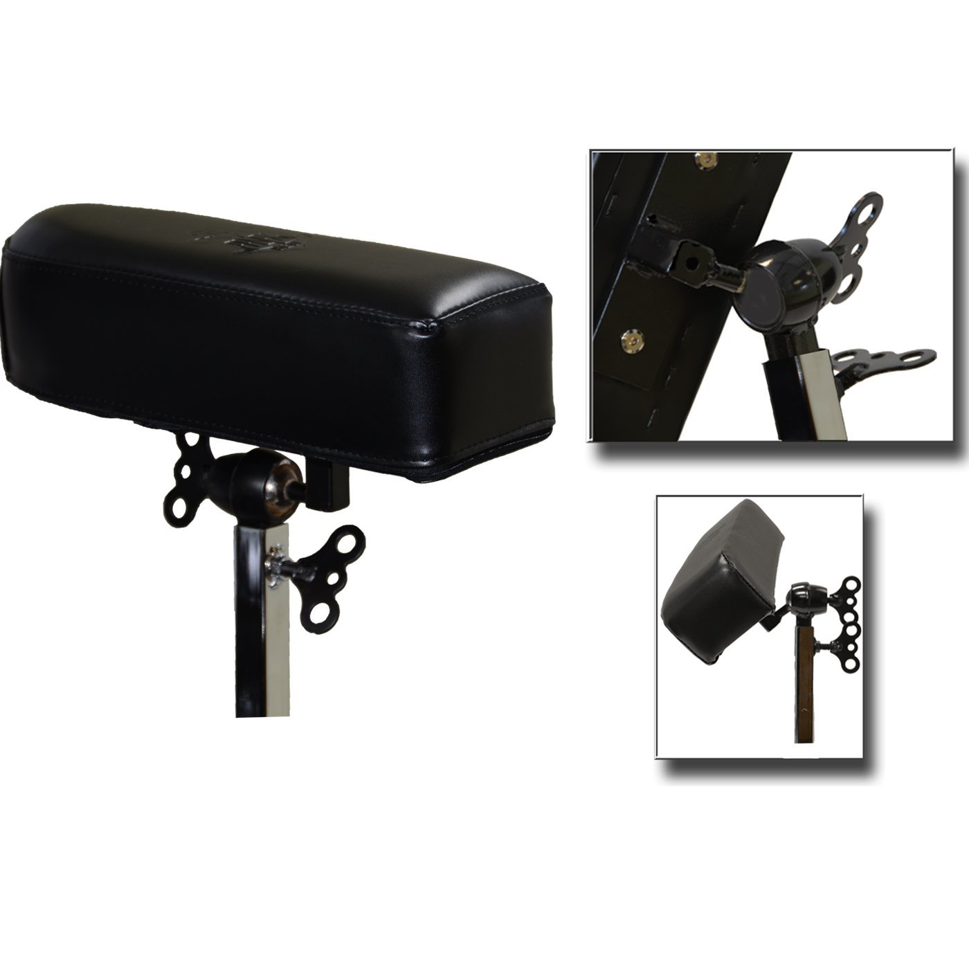 Arm Rest ONLY for InkBed IB-488 Hydraulic Client Tattoo Massage Bed Table Studio Equipment (for NEW IB-488 ONLY)