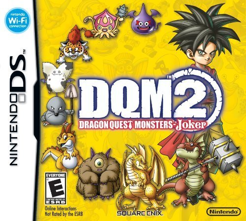Dragon Quest Monsters: Joker 2 - Nintendo DS by Nintendo (Dragon Quest Monsters Joker Ds compare prices)