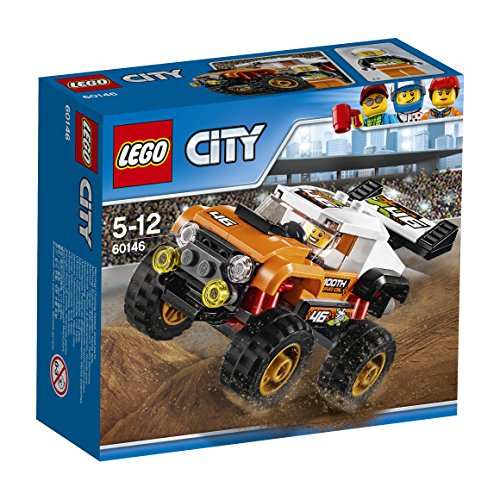 Stunt Vehicle (60146 LEGO City Great Vehicles Stunt Truck)