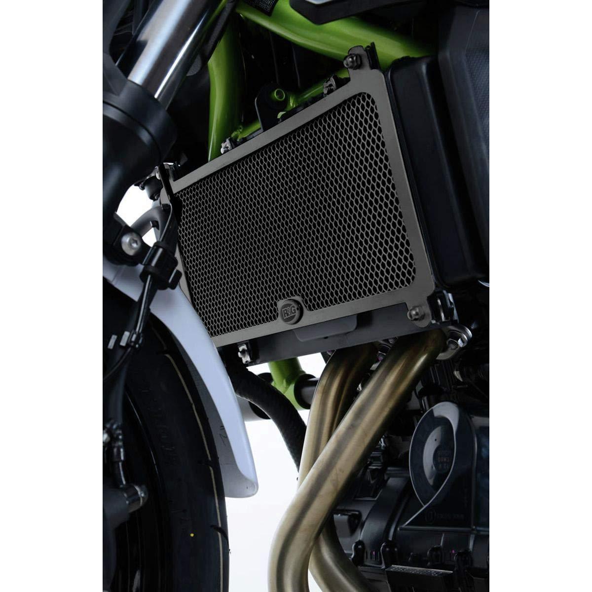 R & G - rejilla de radiador para Kawasaki Z650 17 - color ...