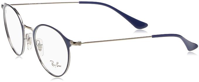 a7bc876052 Ray-Ban 0RX6378, Monturas de Gafas Unisex Adulto: Amazon.es: Ropa y  accesorios