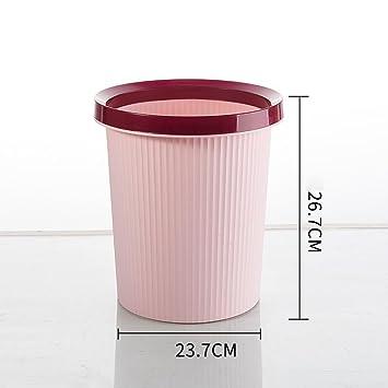 Moderne Mülleimer xuan worth rosa moderne mülleimer zuhause badezimmer nein