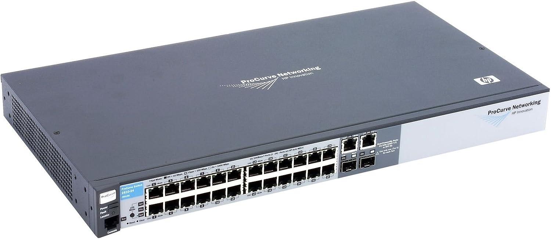switch HP J9019B E2510-24 Switch 24 ports managed