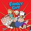 Family Guy 2015 Wall Calendar