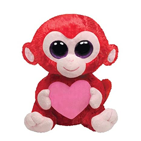 175de4c685f Image Unavailable. Image not available for. Color  Ty Beanie Boos Charming  - Monkey