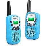 Walkie Talkies, Twin Wireless Interphone Toy for Kids Easy To Use 2 Way Radio 3-5km Range Outdoor Camping Hiking