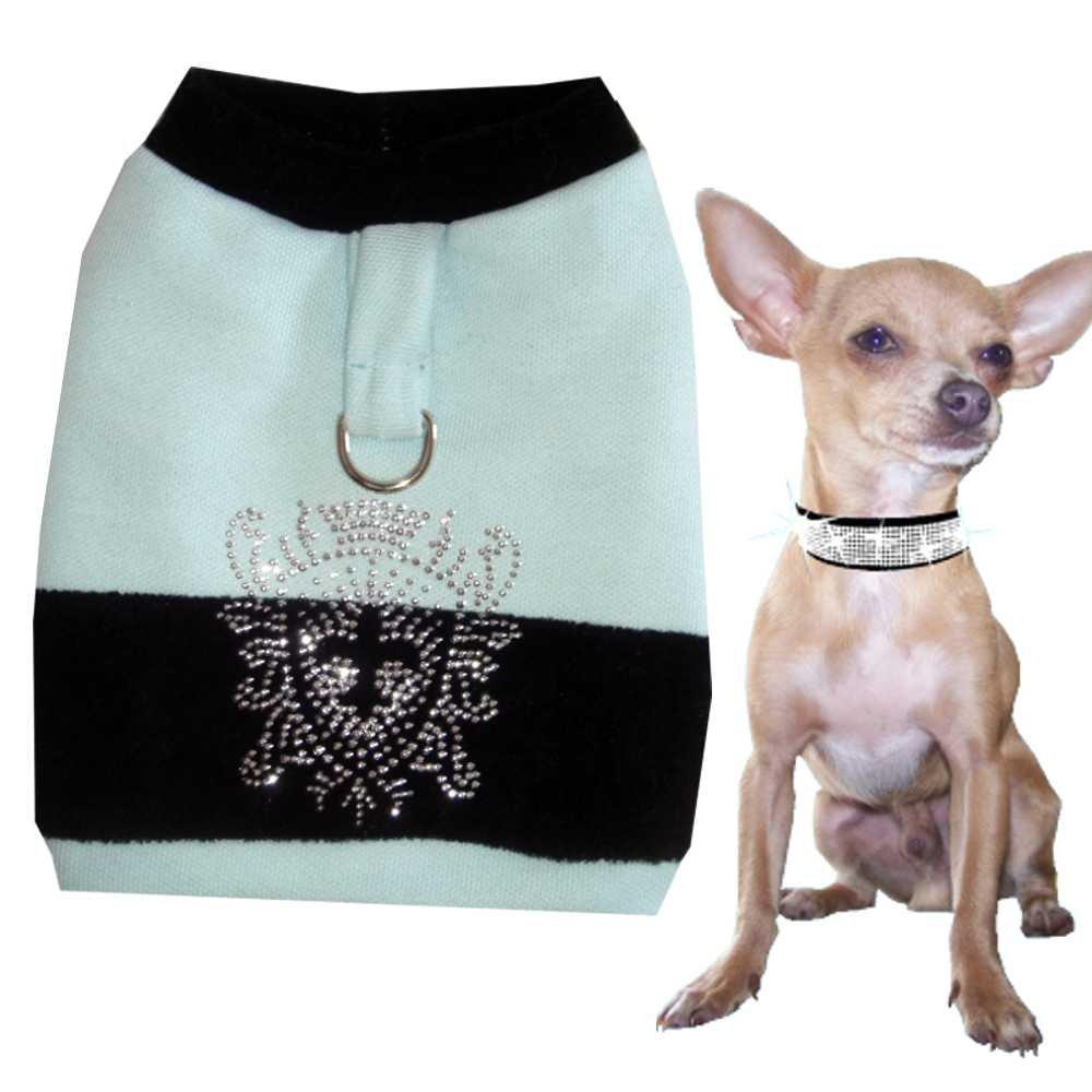 Talla M Nicki softgesc infantil Ropa para Perros Perros Sudadera para el pecho & # x2665; King & # x2665;: Amazon.es: Productos para mascotas